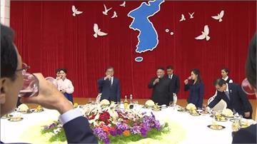 金文三會首日晚宴 三池淵樂團罕見大尺度表演