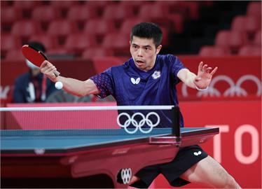 莊智淵逆轉擊敗韓國一哥 桌球亞錦賽男單爭金