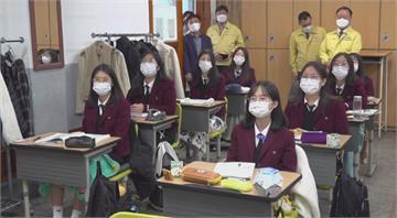 南韓連兩天單日新增破300例 今升1.5級防疫恐仍不夠