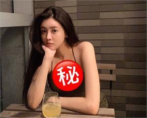 賴琳恩「深V細肩」居家服超惹火!網噴鼻血喊:陳乃榮太幸福