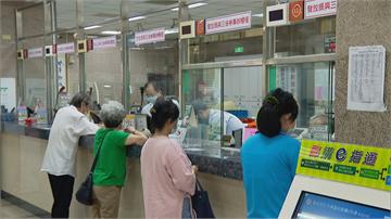 快新聞/三倍券上路第2天 截至中午12時郵局售出逾45萬份!