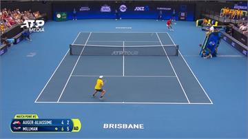 網球/網壇開季ATP盃 地主澳洲提前晉級八強