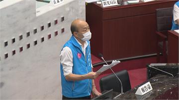 快新聞/反罷韓策略曝光 高市府建議韓國瑜「自己做不到就不要誇大其辭」
