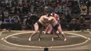 相撲力士琴貫鐵害怕染疫 舉辦「斷髮式」宣布引退
