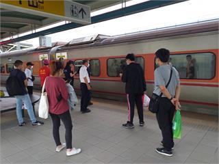快新聞/員林站旅客跌落月台遭自強號撞上 台鐵西部幹線單線雙向通行