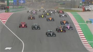 F1/漢米爾頓第92座分站冠軍 打破車神舒馬克F1傳奇紀錄