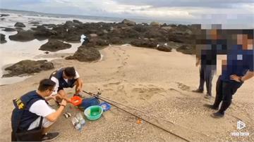 因小失大!6尾魚僅值600元 釣客富山保育區違法垂釣恐遭罰3萬