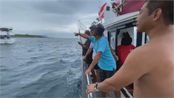 陣陣惡臭!卡滿死魚蝦珊瑚  水湳洞外海潛水客:都是「這個」害的