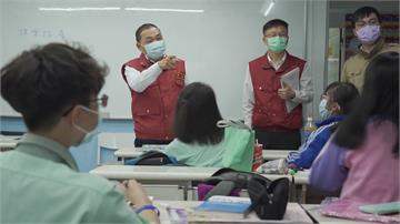 11歲男童確診武漢肺炎 新北要求「補習班全面戴口罩」違者撤照