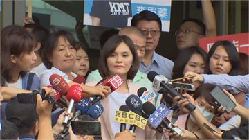 快新聞/獲黨徵召備受感動 李眉蓁參選高市長:當然會找韓國瑜助選