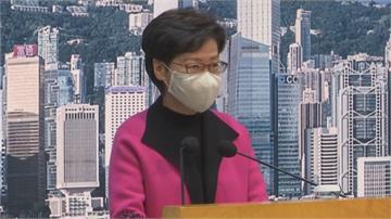 香港增107例今年新高 林鄭挺北京反制英國