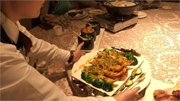 米其林主廚入駐西子灣 創意海鮮料理上菜