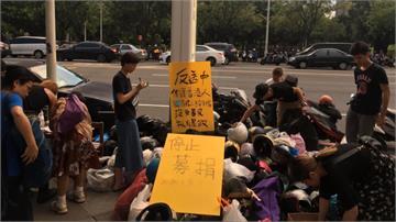 反送中防暴力!在台港人「募安全帽寄香港」已逾上千頂