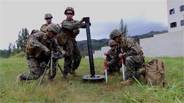台美關係重大突破 傳美將派陸戰隊進駐AIT