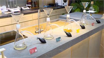 能測壓力客製化精油 業者推「香氛實驗室」