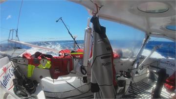 旺卡單人不靠岸環球賽法女船長帆船故障退賽