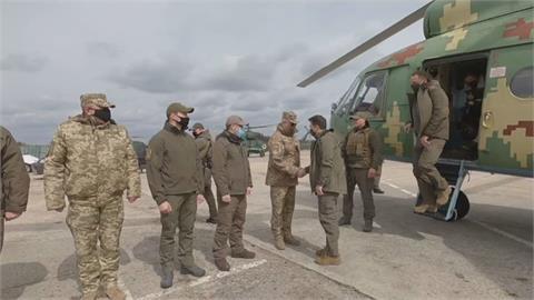 烏俄開戰山雨欲來?傳美軍擬派軍艦進黑海