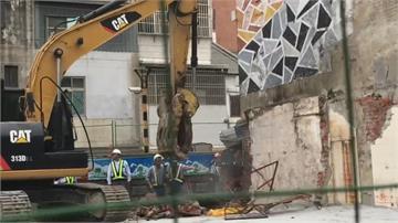 最後兩戶拒遷戶「強制拆屋」!南鐵東移抗爭史逾九年終落幕