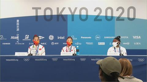 美體操天后拜爾絲平衡木奪銅 籲重視選手心理問題
