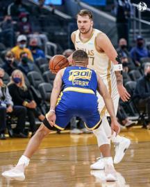 NBA/勇士上半場只拿29分 唐西奇39分率獨行俠取勝