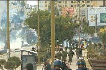 巴勒斯坦反美爆衝突 以色列鎮壓2死逾7百傷
