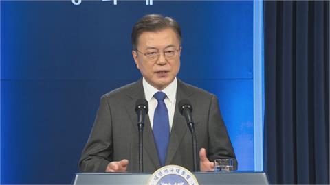 文在寅就職四周年演說 盼最後一年談成朝韓和平