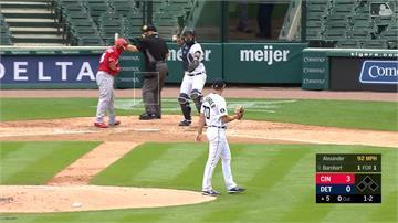 MLB/老虎亞歷山大連9K 追平美聯連續三振紀錄