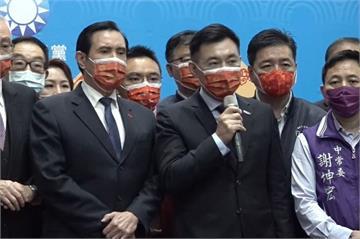 快新聞/828公投連署書超過56萬份 江啟臣:台灣人民憤怒已爆表