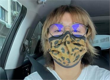 開車不戴口罩要開罰?連藍心湄也問:自駕要嗎 「外出」就要戴正解!