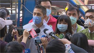 快新聞/南下高雄力挺黃捷 吳怡農談「罷捷」:對政治工作者是很大打擊
