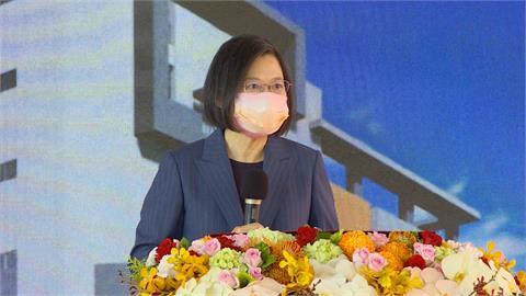 高雄城中城大火 蔡總統指示釐清災難原因
