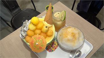 夏天只能吃芒果冰?番茄冰、西瓜冰更對味