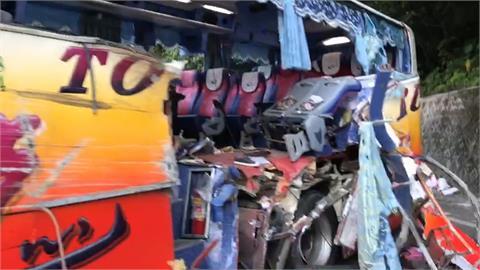 遊覽車撞山壁6死39傷 肇因「車速過快」 起訴肇事司機