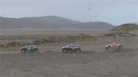 極限電動越野車系列賽 安德烈提車手格陵蘭奪冠