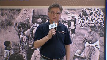 籲關心異地難民兒童 台灣世界展望會辦分享會