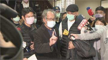 涉貪汙關押127天 陳超明500萬交保