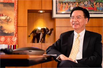 快新聞/台灣位處中國侵略最前線 吳釗燮再接受印媒專訪:盼與印度合作