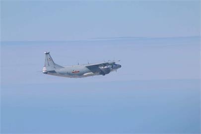 快新聞/中國軍機又擾台! 運8遠干機、運-8反潛機各1架次闖我西南空域