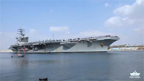 「大排長榮」結束了!422艘船通過蘇伊士運河