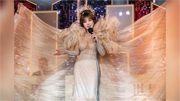 《黃金歲月》陳美鳳飛天出場 粉絲80多歲失智老母認出「彼ㄌ是美鳳啊⋯⋯真水」讓她超感動!