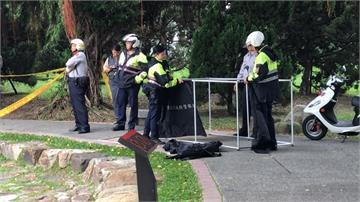 台灣大學醉月湖 今晨發現一男浮屍