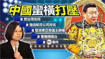 反中國併吞 喜樂島明開記者會宣布計畫