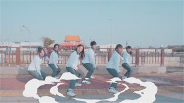 高中生大跳街舞迎開學日 青春活力宣導防疫