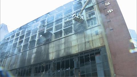 「城中城大樓」22年前曾火災 繁華地標淪鬼樓