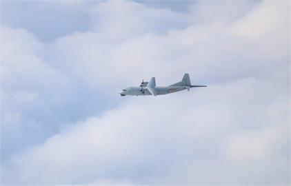 快新聞/中國軍機下午也來亂! 運8反潛機1架次闖我西南空域