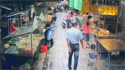 科技防疫新利器 影像辨識自動抓! 台南設AI利器揪出未戴口罩者