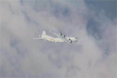 快新聞/中國軍機亂不停! 運8反潛機、運8遠干機各1架次闖我西南空域