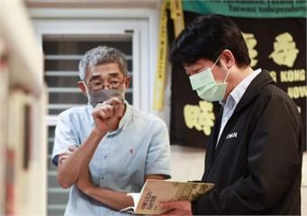 快新聞/拜訪銅鑼灣書店 賴清德承諾:面對香港局勢台灣不會袖手旁觀