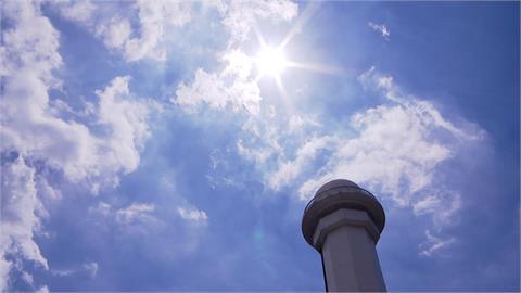 白天仍炎熱午後降雨機率增 晚起鋒面接近宜花雨勢大