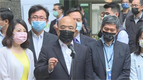 快新聞/王國材喊台鐵3年內完成企業化 蘇貞昌:改革已加緊腳步進行中